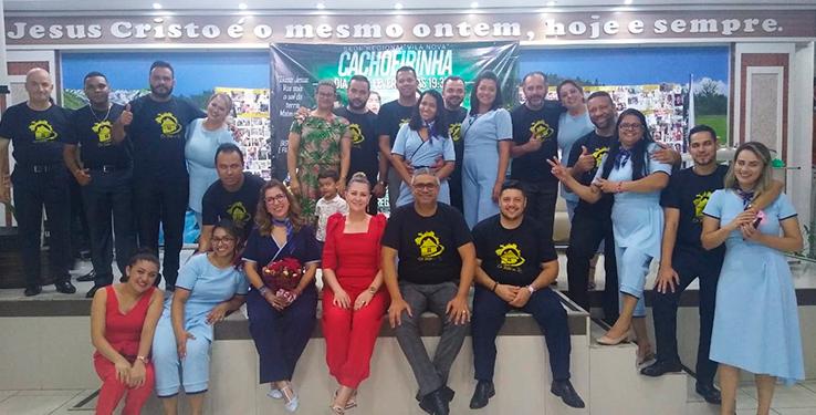 Cruzada dos Milagres // Vila Nova Cachoeirinha