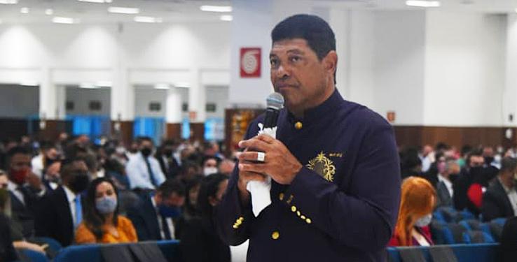 Reunião com Apóstolo Valdemiro // 08/06/20