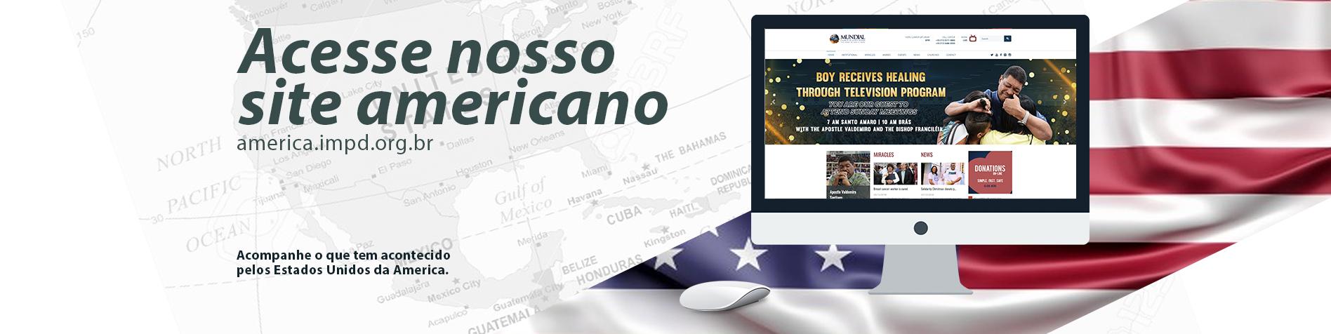 Site Americano