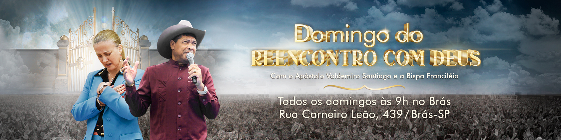 Domingo dos Benditos de Deus
