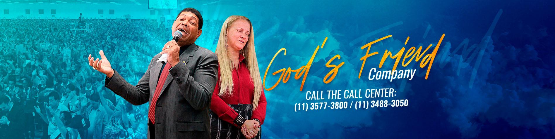 Carne Empresa Amiga de Deus