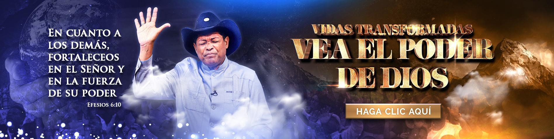 Milagres Apóstolo Valdemiro