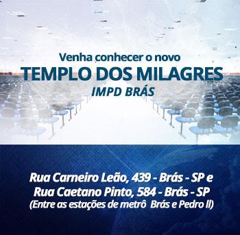 Templo dos milagres
