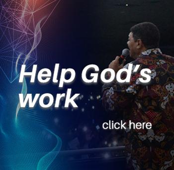 Socorra a obra de Deus
