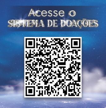 Sisterma de Doações - QR Code