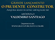 Launch of the book O Prudente Construtor