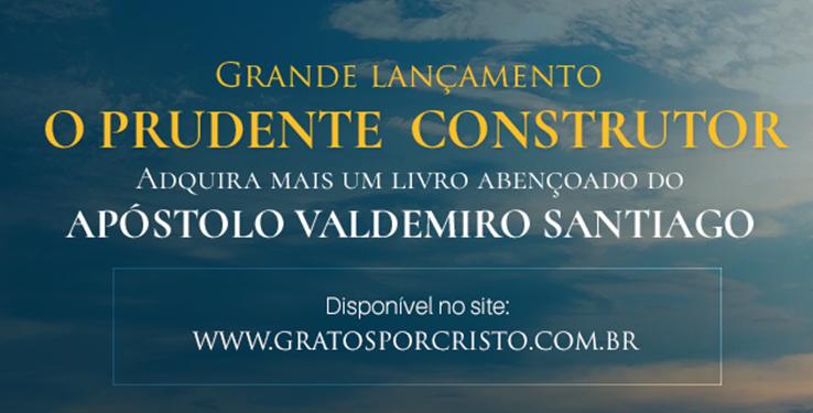 Launch of the book O Prudente Construtor