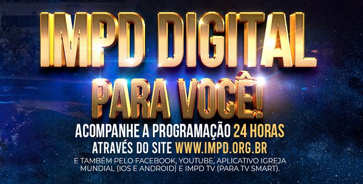 IMPD digital para você!