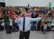 The city of Caldas Novas receives a new temple