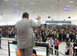 Baptism in water at the Worldwide Church of God`s Power