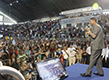 Great Concentration Of Faith And Miracles in Rio De Janeiro