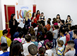 Kids Generation promotes Christmas event at Parque Patati Patatá