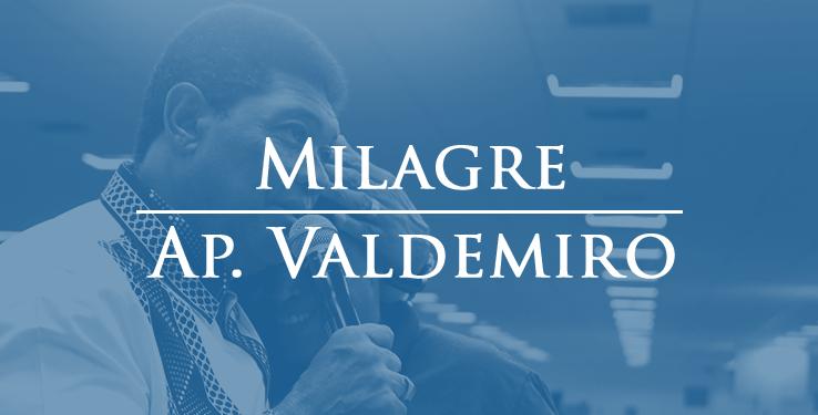 Prosperando na casa do Senhor // Milagre AP Valdemiro