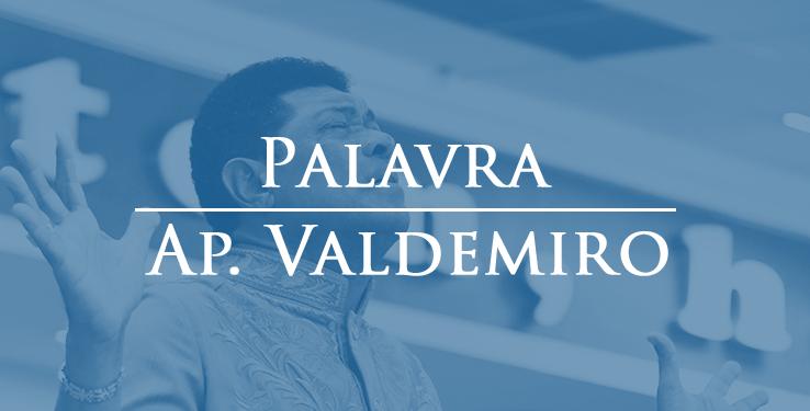 Ele está te convidando para andar sobre o mar // AP Valdemiro