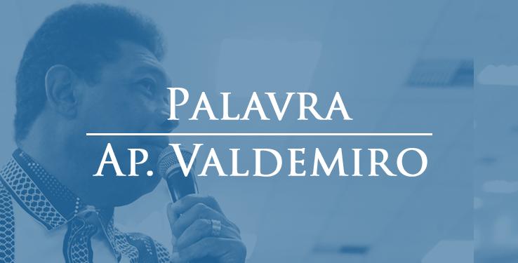 Deus nos chama // Palavra AP Valdemiro