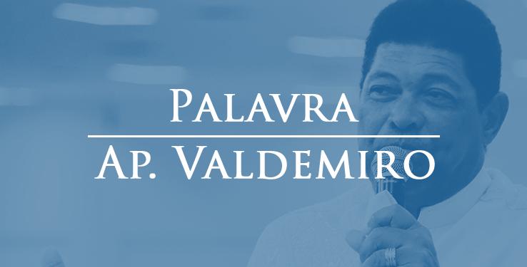 Ele liberta // Palavra AP. Valdemiro Santiago