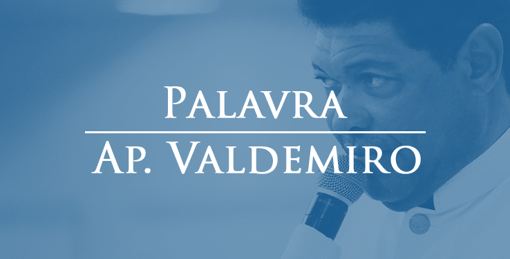Deus está cuidando de nós // AP Valdemiro