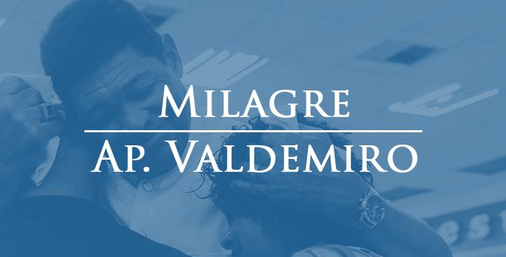 Sem sequela, após sofrerem um acidente de carro // Milagre AP Valdemiro