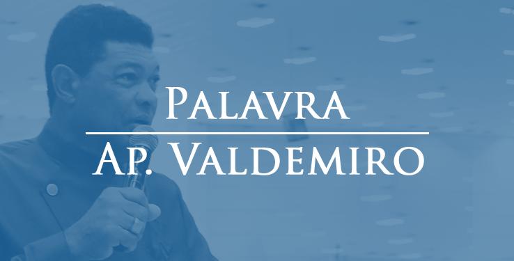 Não se sinta oprimido // Palavra AP Valdemiro