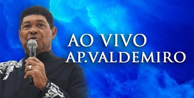 Mensagem de fé com Apóstolo Valdemiro Santiago // 22/04/2020
