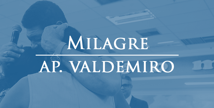 Milagre Curada de Dores no Corpo // Ap. Valdemiro Santiago 28/07/2020