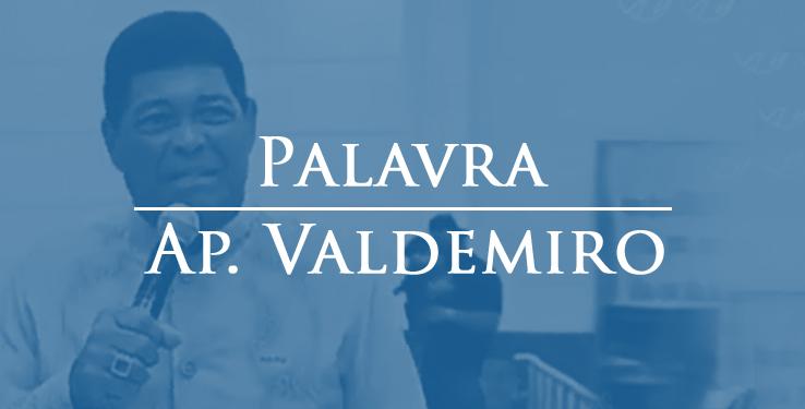 Palavra AP Valdemiro Santiago 14h // 22.11.2020