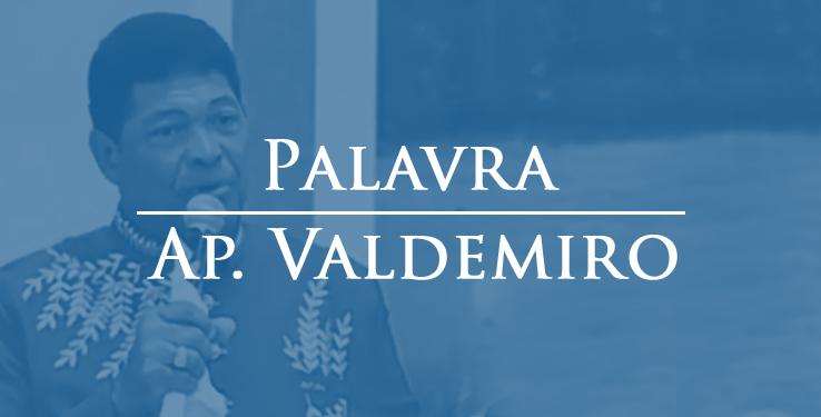 Palavra AP Valdemiro Santiago 07h // 17.01.2021