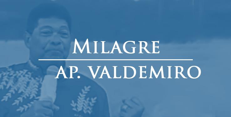 Milagre restauração da vida financeira com AP Valdemiro Santiago // 17.01.2021