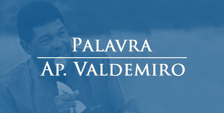 Palavra AP Valdemiro Santiago 10h // 24.01.2021
