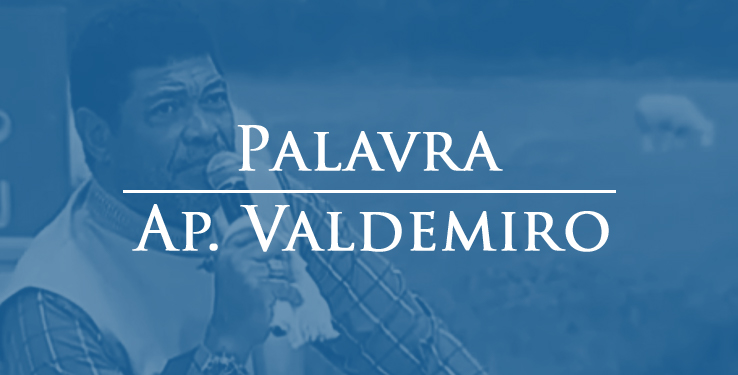 Palavra AP Valdemiro Santiago 07h //05.04.2021