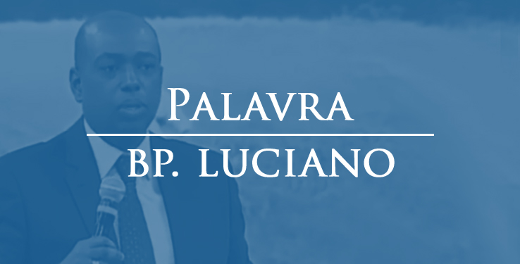 Palavra milagre urgente com Bispo Luciano //13.04.2021