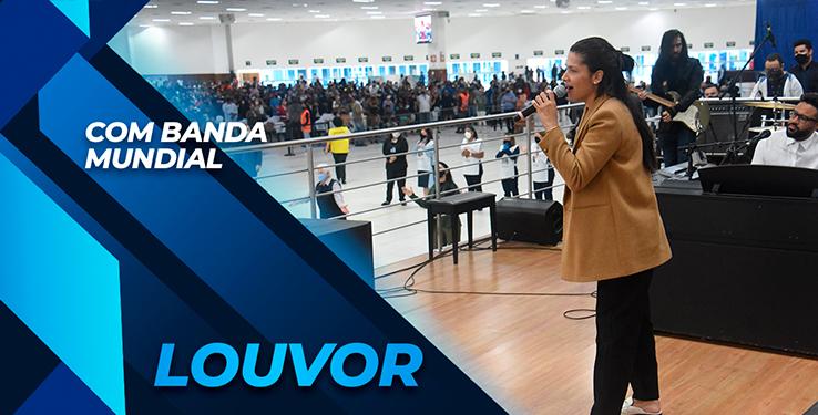 Louvor com Juliana Santiago e Banda Mundial // 06/06/2021