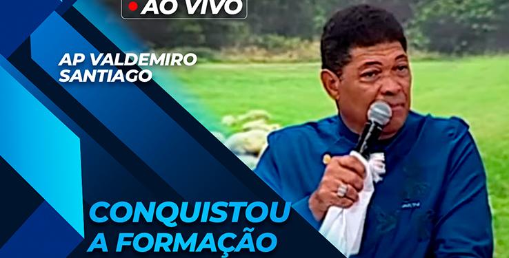 Milagre Mulher conquista sua formação com AP Valdemiro Santiago  // 13.06.2021