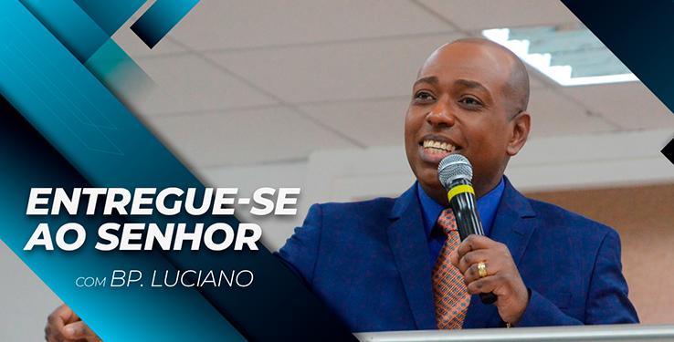 Faça uma aliança com Deus // Palavra com BP Luciano Milagre Urgente // 06.07.2021