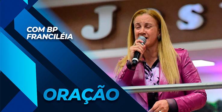 Louvor com Juliana Santiago e Banda Mundial // 18/07/2021