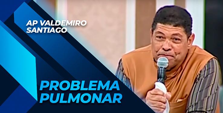 Milagre Mulher é curada de problema pulmonar com AP Valdemiro Santiago // 05.09.2021