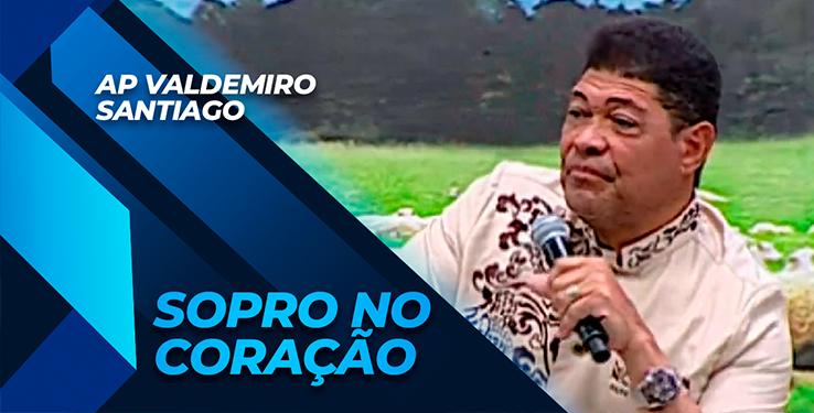 Milagre Jovem é curada de sopro no coração com AP Valdemiro Santiago // 11.09.2021